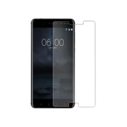 Tempered glass DeTech, για Nokia 8, 0.3mm, Διαφανής - 52418