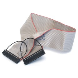 Floppy Drive Cable Dell Optiplex 520 620 745 755 GX520 GX620