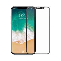Screen protector Mocoson Polymer Nano Ceramic, Full 5D, για το iPhone X, 0.3mm, Μαυρο - 52594