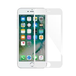 Tempered glass Mocoson Nano Flexible, Full 5D, για το iPhone 6 Plus, 0.3mm, Λευκο - 52535