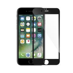 Tempered glass Mocoson Nano Flexible, Full 5D, για το iPhone 7, 0.3mm, Μαυρο - 52528
