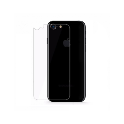 Tempered back glass No brand, 0.15mm, Για το iPhone 8, 0,3mm, Διαφανής - 52452