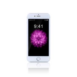 Tempered glass No brand, Full 5D, 0.15mm, Για το iPhone 7/8 Plus, 0,3mm, Λευκο - 52442