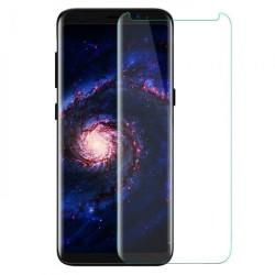 Πλήρες προστατευτικό γυαλί, No Brand, Για Samsung Galaxy S9 Plus, 0.3mm, Διαφανής - 52451