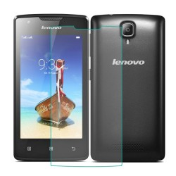 Tempered glass No brand, για Lenovo A1000, 0.3mm, Διάφανο - 52156