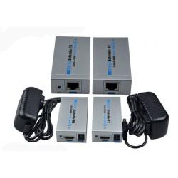 Extender HDMI μέσω LAN CAT 5/6 60m, OEM - 18265