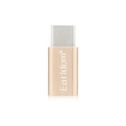 Προσαρμογέας, Earldom, Micro USB σε τύπος C, Διαφορετικά χρώματα - 14869