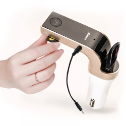 Μεταδότης FM, Earldom, M7, Bluetooth, USB, 2.5A, Διαφορετικά χρώματα - 17271