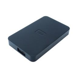 """Θήκη Σκληρού Δίσκου ΟΕΜ για 2.5"""" Δίσκο Micro USB , Μαύρο - 17319"""