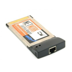 Lan κάρτα 10/100M PCMCIA Ethernet network, No brand - 19039