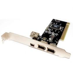 κάρτα για τον υπολογιστή PCI 1394 card, No brand - 17471